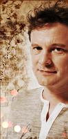 Colin Firth bookmark