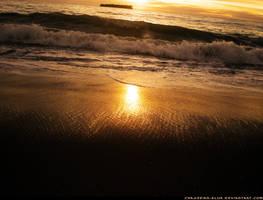 Shining Sand by Chaossian-Blur