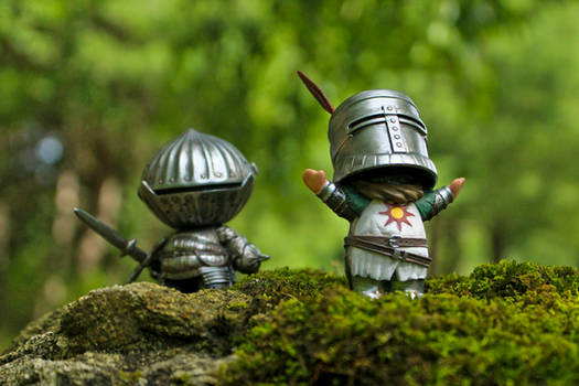 Mini Solaire and Siegmeyer