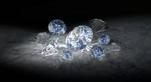 ...Diamonds...