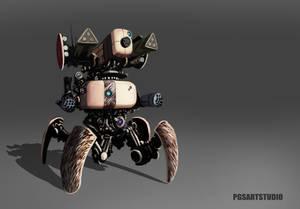 robot of some kind