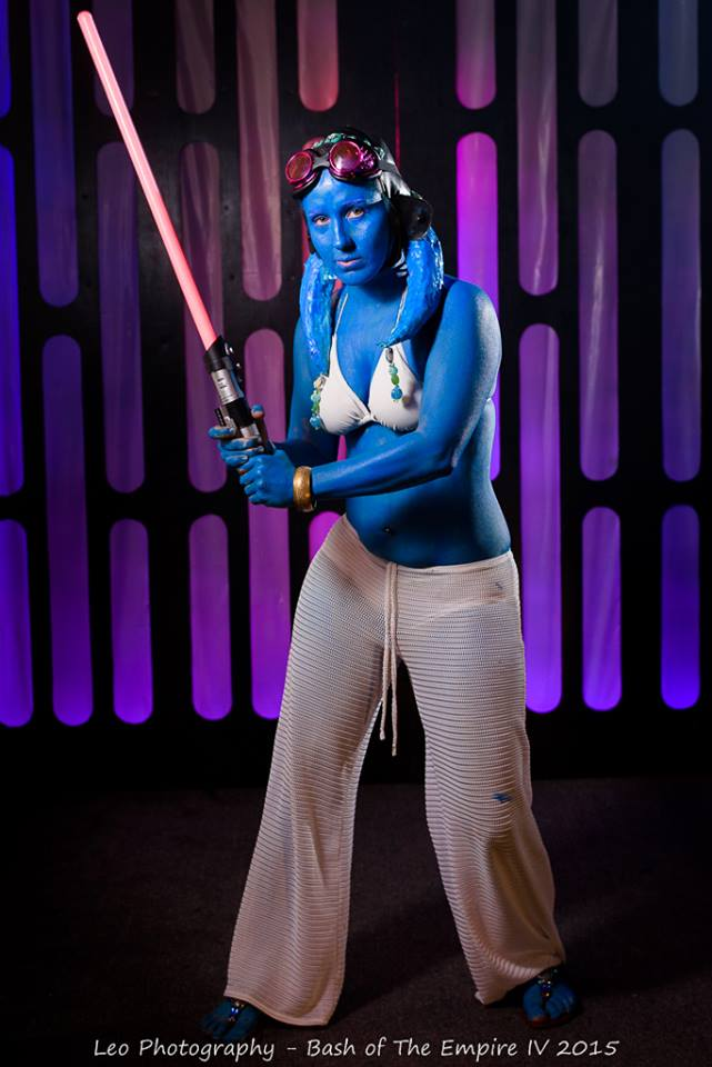 twilek cosplay by seniormanager