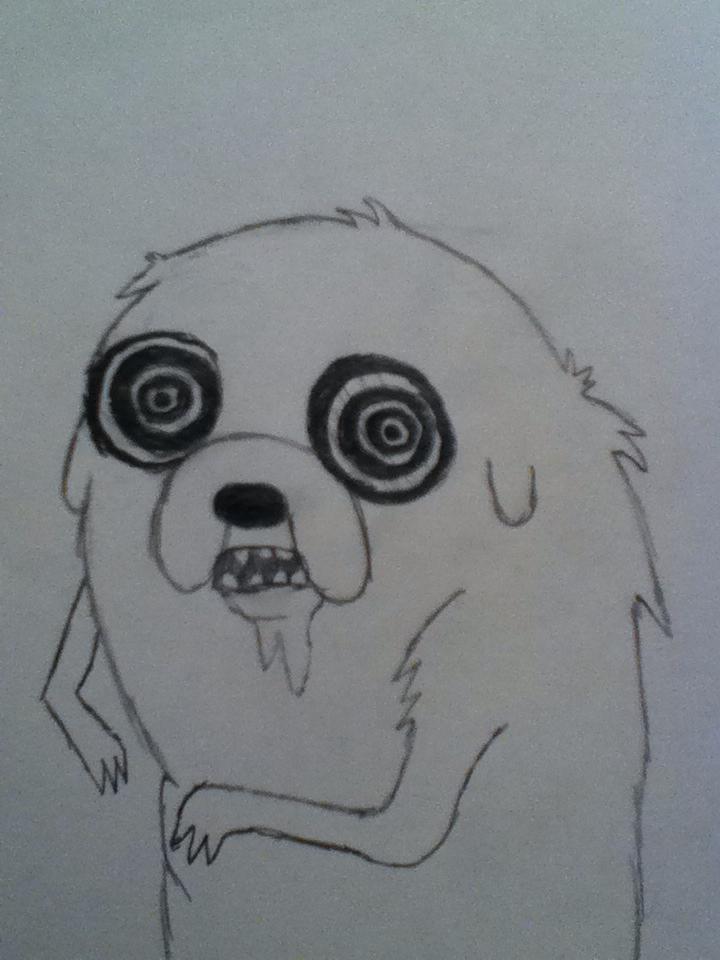 Jake the Rabid Dog by ProsperingMinds