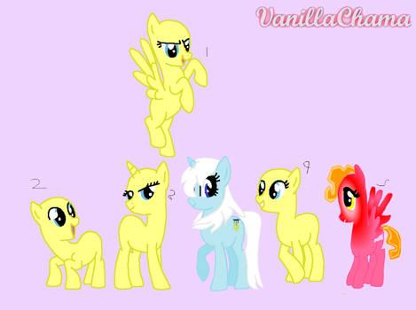OC Pony: Venus Sky READ THE DESCRIPTION!!!!