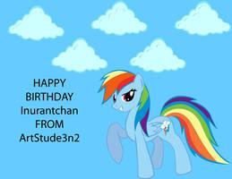 Happy Birthday For Inurantchan