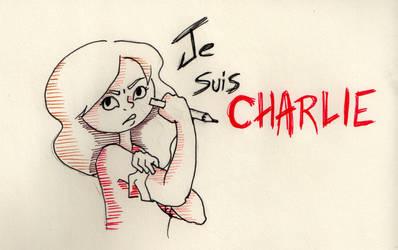 je suis Charlie by Lililou33