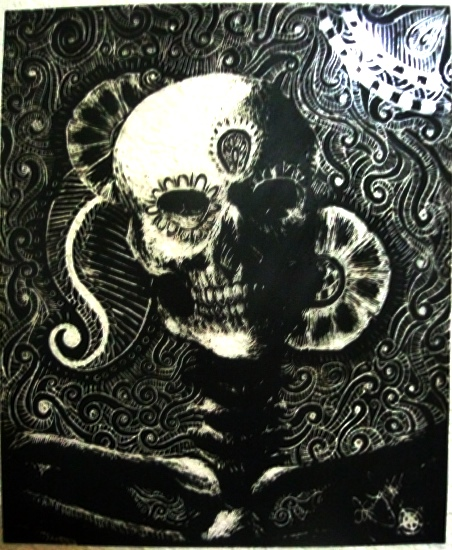 Scratch Art Experiment by parallelgrapefruit