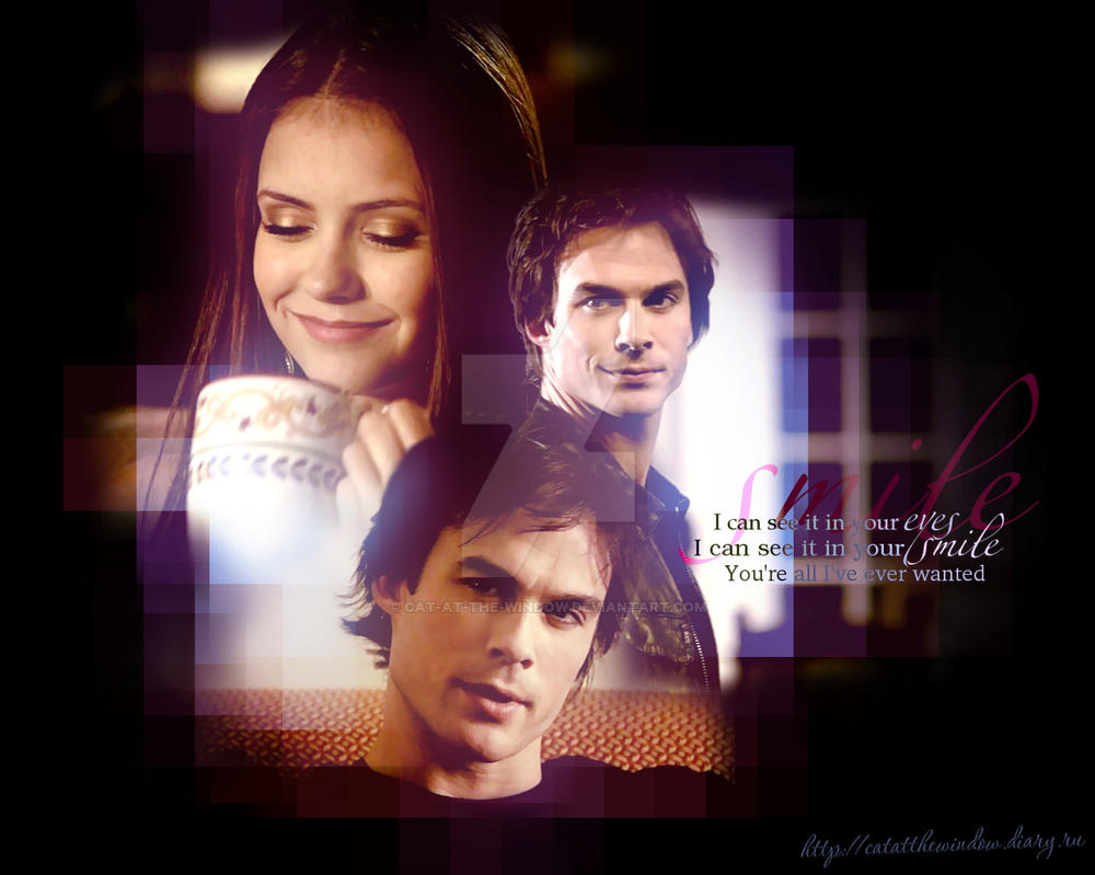 Images of Damon And Elena Fanfiction - #rock-cafe