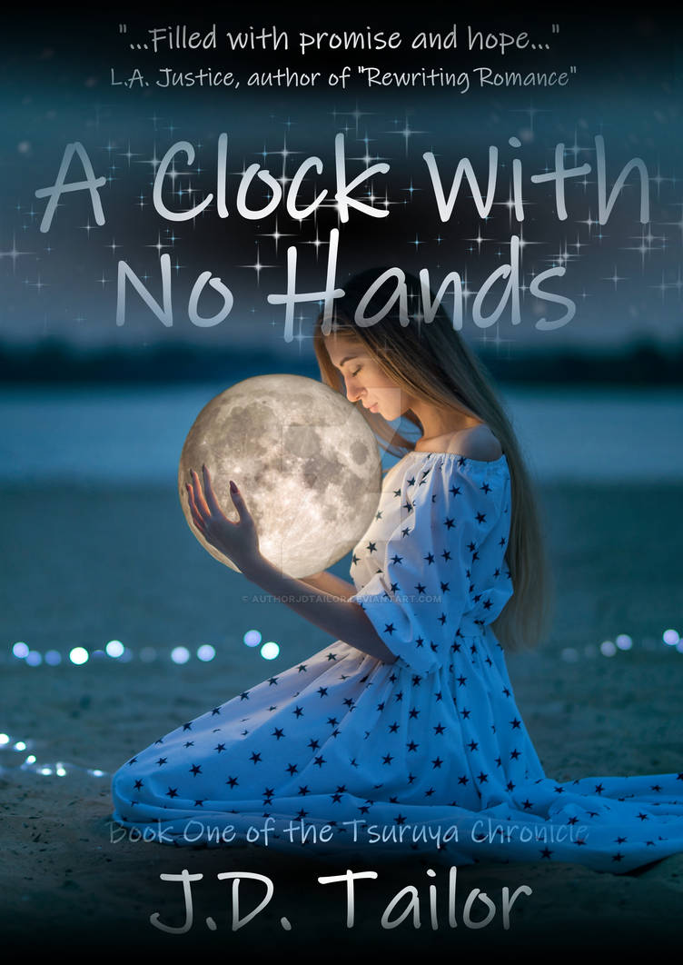 A Clock With No Hands: My first novel!