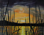 Glow In The Reeds