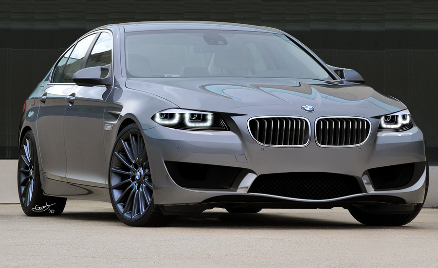 BMW M5 F20 by trebeisChrisH