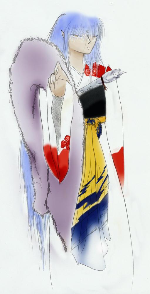Sesshoumaru Dreamish Final Ver