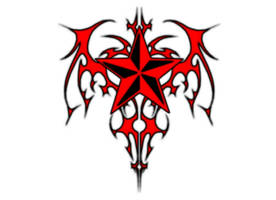 Tribal Star by mystik808