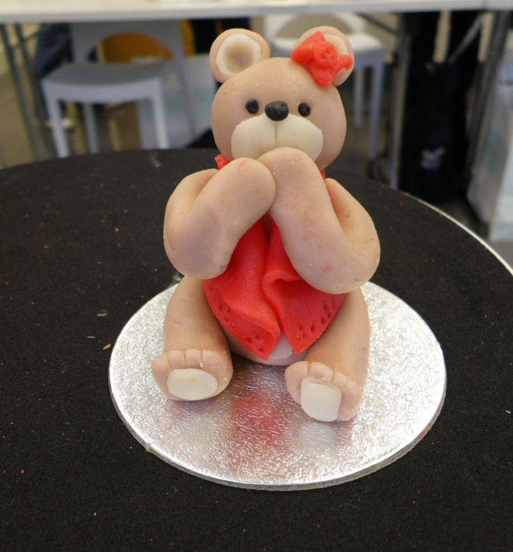 Cake Decorating Course Qatar : cake decorating course - marsipan bear by WackoStarla on ...