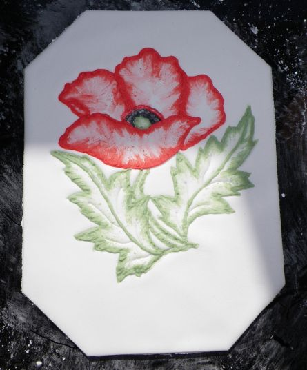 Cake decorating course - brush embroidery by WackoStarla ...