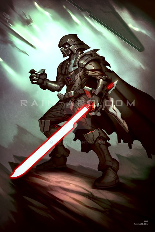 Darth Vader by LorBot