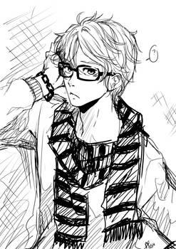Sketch#boy