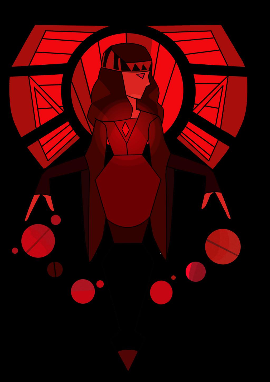 Red diamond steven universe related keywords red diamond for Yellow diamond mural