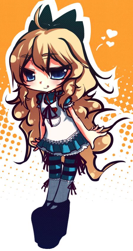 Chibi Alice by Kouken