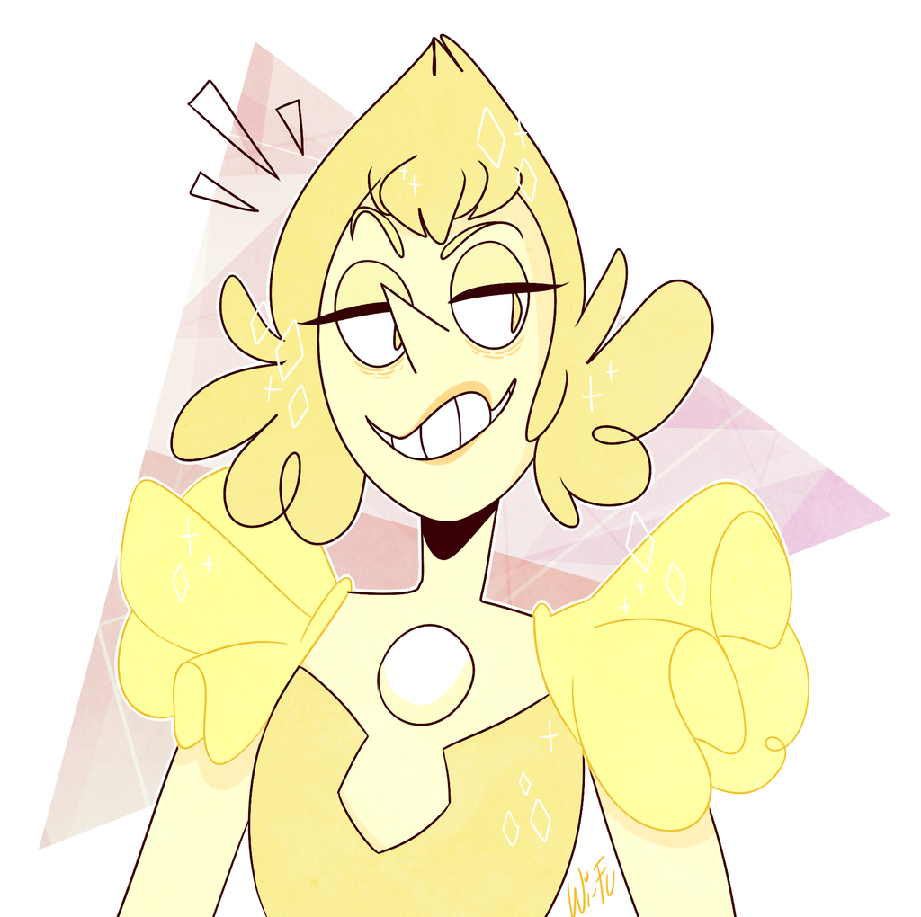 Howtobasic Yellow Pearl By Wi Fu On Deviantart