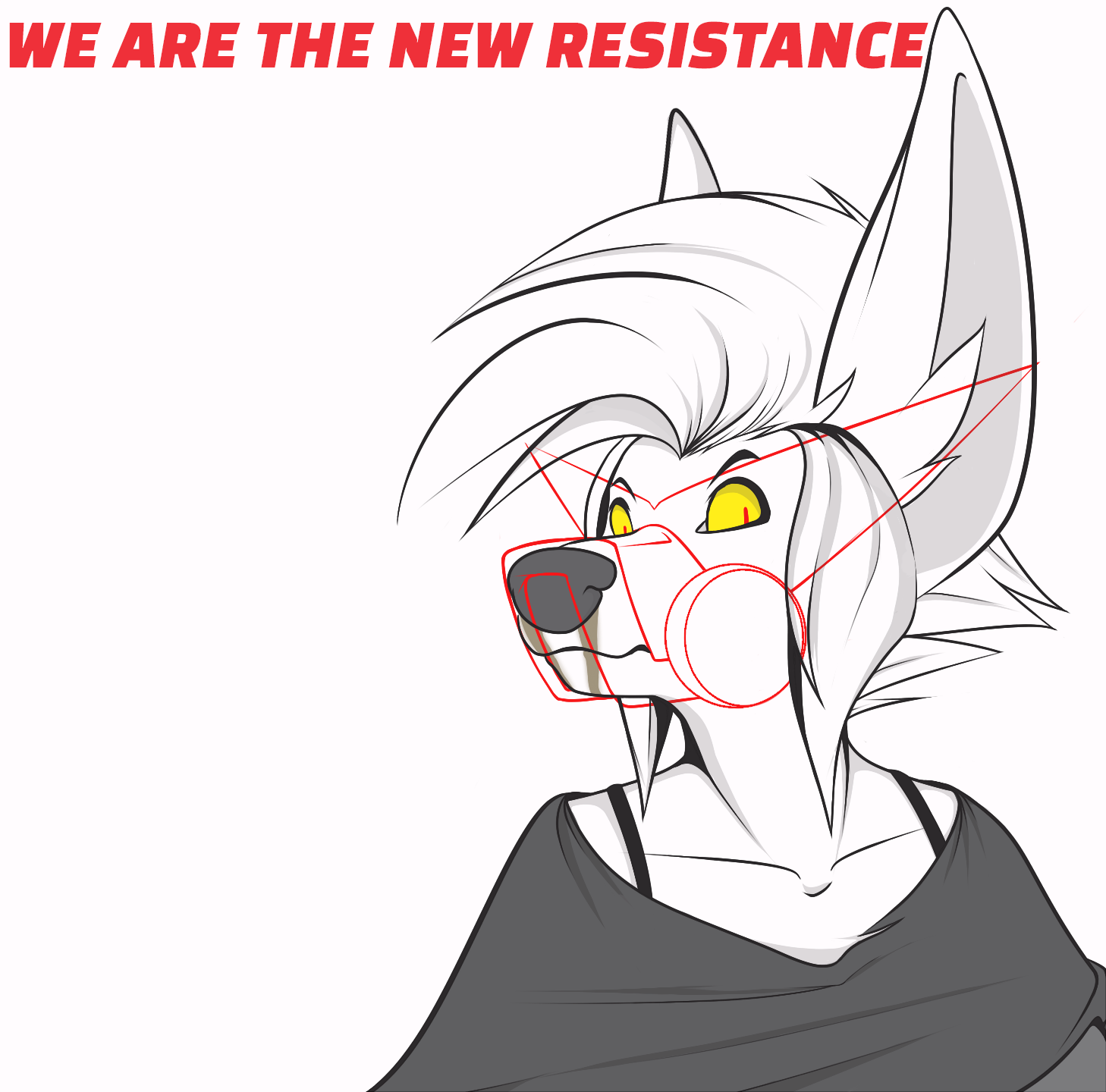 WE ARE THE NEW RESISTANCE by WulfTrigger