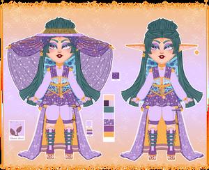 [OC] Deadly Nightshade|Fairy Vials
