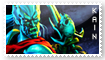 Kain Stamp by praveen3d