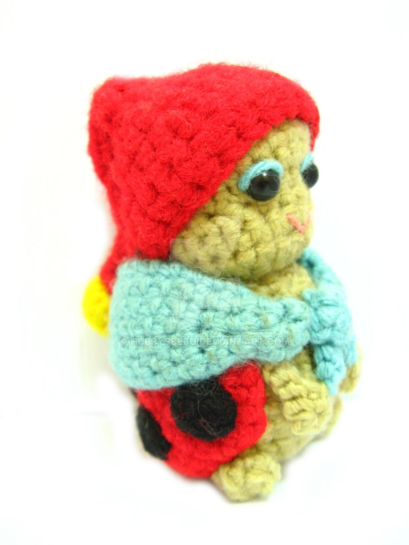 Amigurumi Lady bird bug crochet pattern PDF by hubbysbebu ...