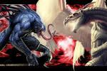 Venom vs Dragon V.3