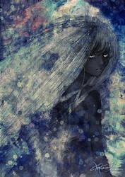 Luna in the Moonlight by Mustesielu
