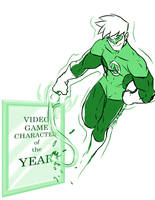 V.G.C. of The Year: Hal Jordan by DaCommissioner