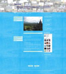 Travel ~ Tumblr Theme