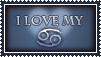 Cancer Love Stamp by Magica-28