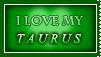 Taurus Love Stamp by Magica-28