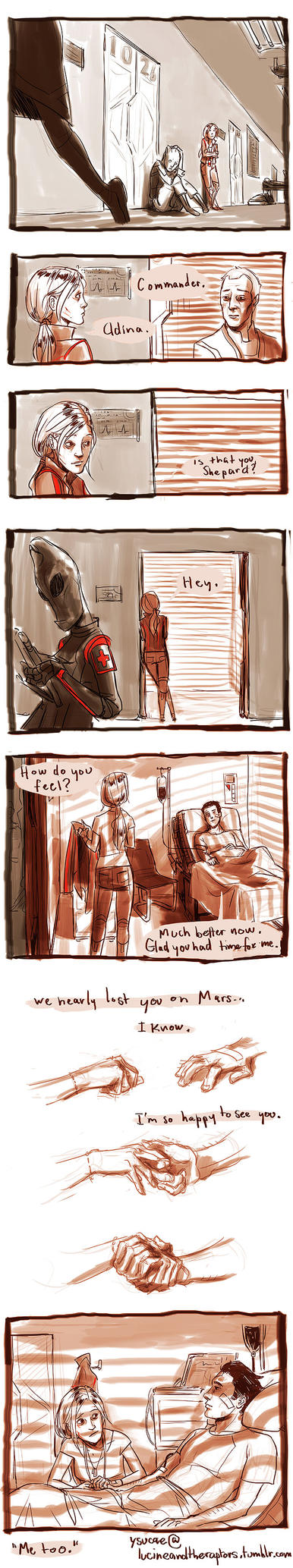 ME3 Sequential by ysucae