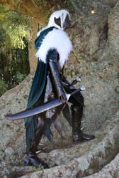 Drizzt Do'Urden's Armour Right by rafael-ribeiro