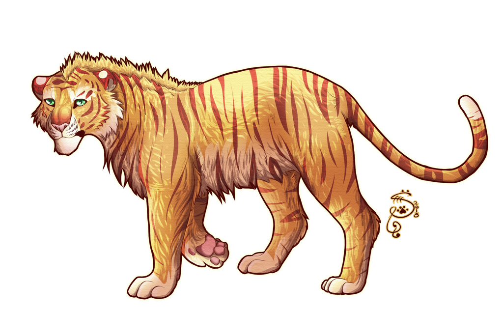 Golden Lad by oSymphonyx
