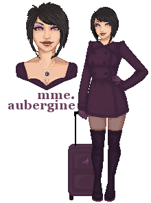 Mme. Aubergine by talsbee