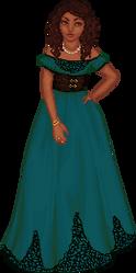Alias Madame Peacock by talsbee