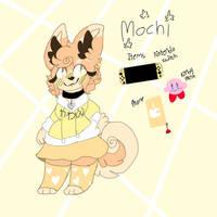 Mochi ref sheet redo