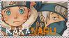 KakaNaru FTW Stamp by Boxy-Izzy-Stamps
