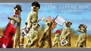 Meercars - The Living End+fans by Amurrr