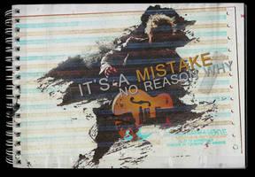 It's a mistake by Amurrr