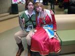 I-CON 31 -06 Link And Zelda