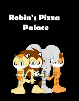 Robin's Pizza Palace (read desc)