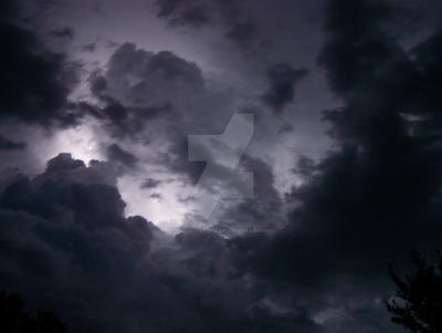 Stormy Sky04 by effing-stock