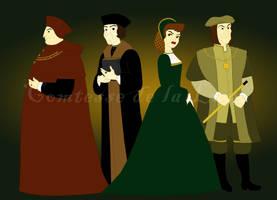 Tudor Villains