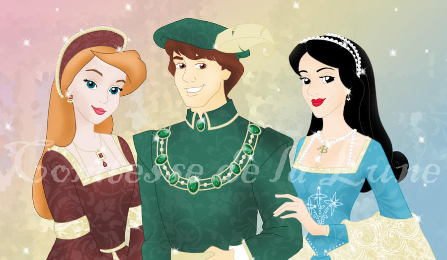 The Boleyns by Comtessedelalune