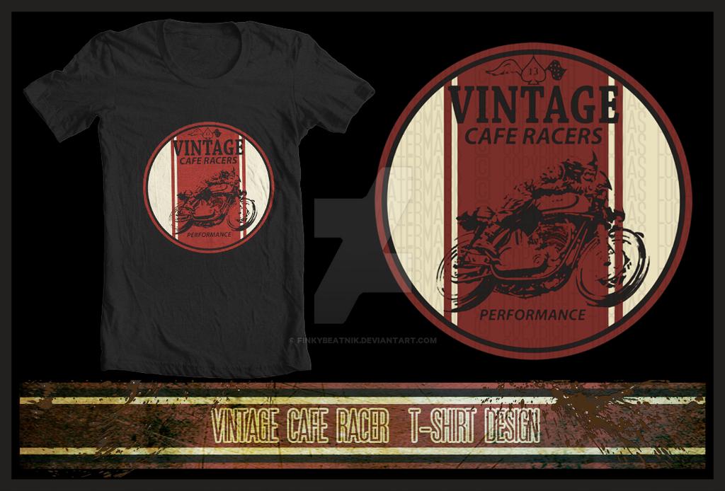 Vintage Cafe Racer by finkybeatnik