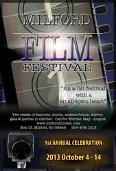 Milford Film Festival Poster